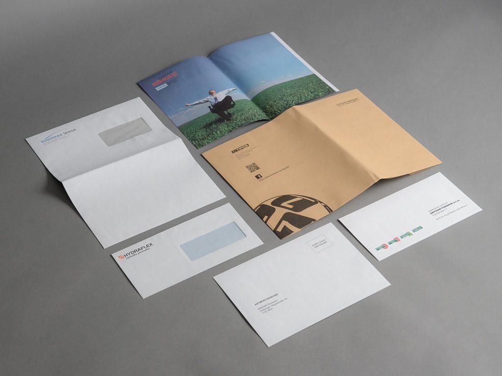 b4cba7599 Poštové obálky s potlačou - Polygrafické centrum