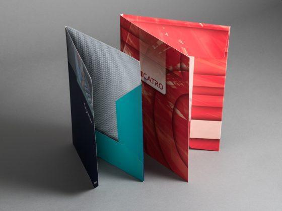 Foldre so záložkou | Polygrafické centrum