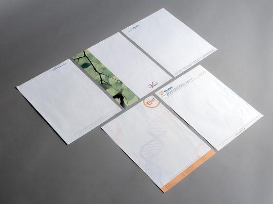 Hlavičkové papiere | Polygrafické centrum