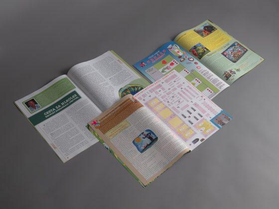 Tlač a výroba časopisov | Polygrafické centrum