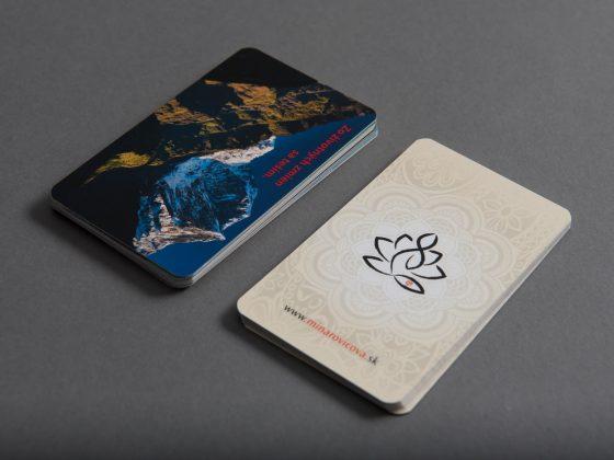 Potlač a výroba kariet | Polygrafické centrum
