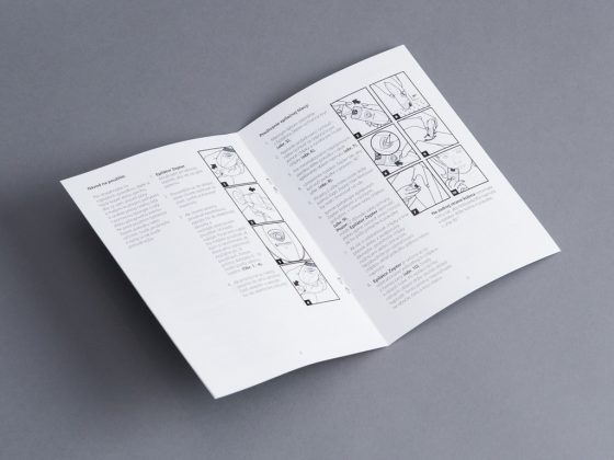 Tlač návodov a manuálov | Polygrafické centrum