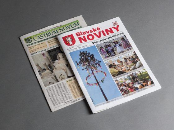 Tlač novín | Polygrafické centrum