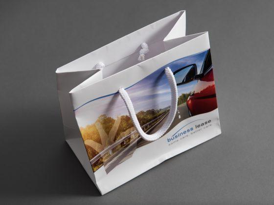 Tašky s potlačou | Papierové | Polygrafické centrum
