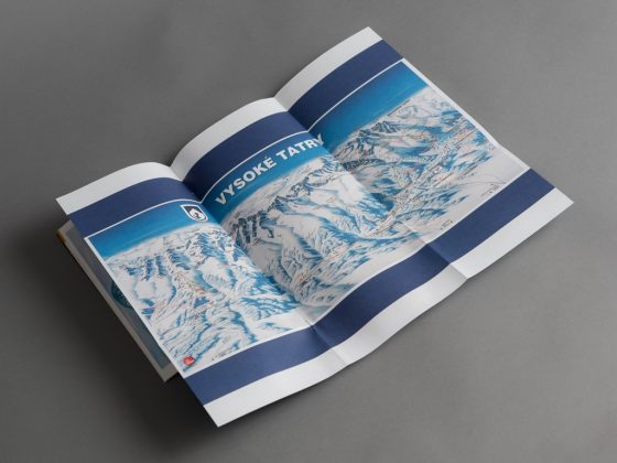 Mapy | Výroba | Tlač | Polygrafické centrum